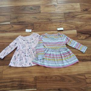 GAP Baby Girl Dress Lot 12-18M
